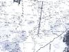 Bedekovich Lőrinc térképe a török kor utáni kunszentmártoni betelepülés irányával