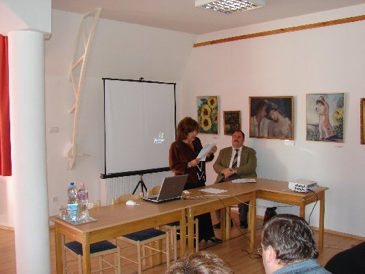 Konferencia 2009. október 27-én