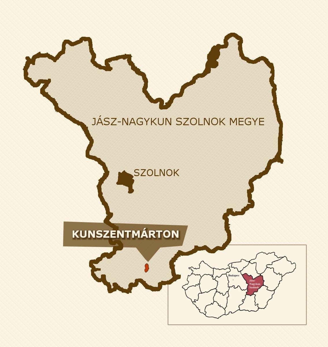 kunszentmárton térkép MEGKÖZELÍTÉS | Kunszentmártoni Helytörténeti Múzeum kunszentmárton térkép