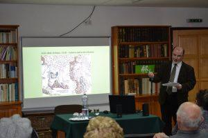 Dr. Barna Gábor előadása