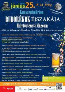 Múzeumok Éjszakája 2016. június 25-600
