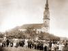 A Római katolikus nagytemplom 1895-ben